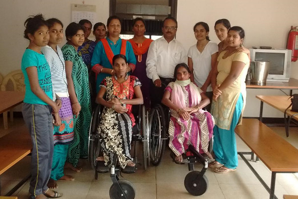 Centre for Empowerment of Women With Disabilities | Mitra Jyothi